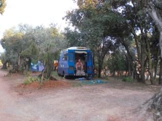 Alcazar camping
