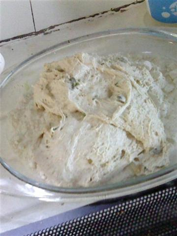 Dough in flour (Small)