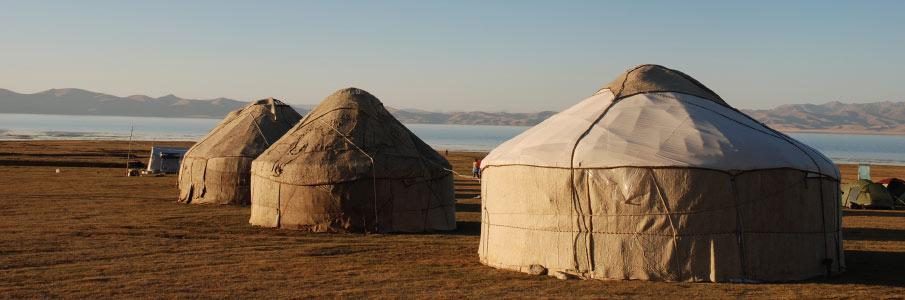 Regreso a casa de Somriures del Kirguizistan