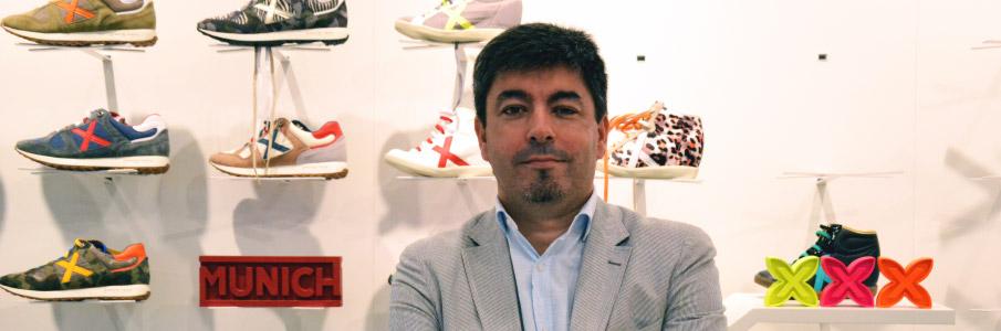 Xavier Berneda, Director general de Munich