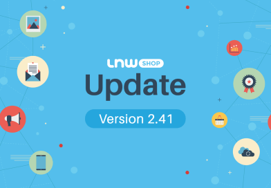 LnwShop update 2.41 : ปรับการแสดงผลหน้าเว็บใหม่ ทั้ง Desktop และ Mobile