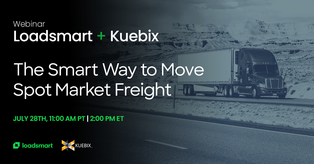 The Smart Way to Move Spot Market Freight