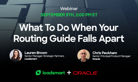 What To Do When Your Routing Guide Falls Apart