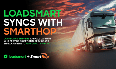 SmartHop Partners with Loadsmart To Support Small Carriers Ahead of Holiday Rush