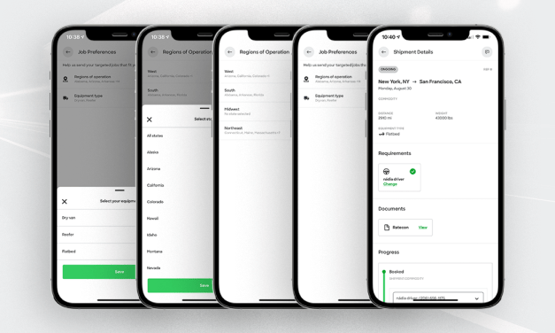 Tailor your Loads App to fit your business: New features make it easier to set up tailored carrier experience