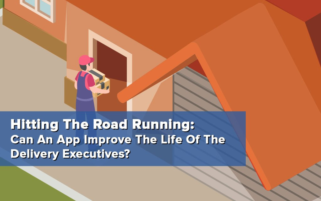 Route Optimization App for Delivery Executives Performance
