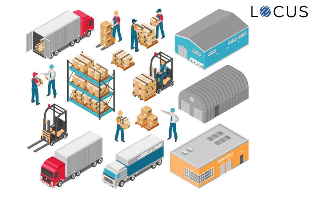Coordinating Multiple Tasks in Logistics manually