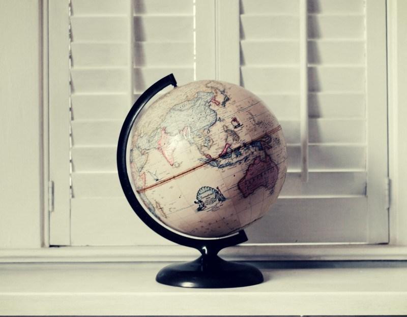 International geocoding