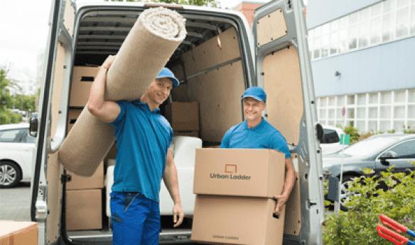 White Glove Furniture Delivery