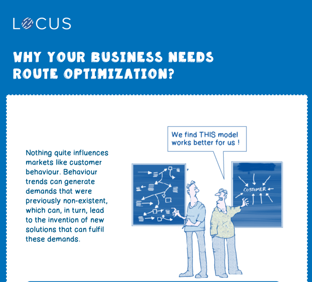 Why Business Needs Route Optimization - Infographics