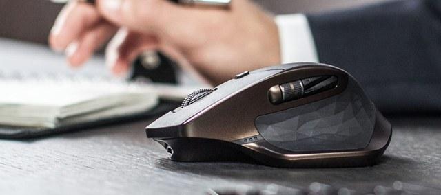 Logitech muis voor werk