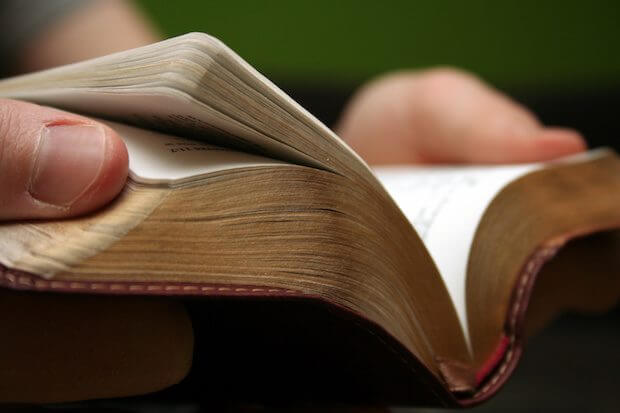 The Key to Not Being a Bad Bible Reader