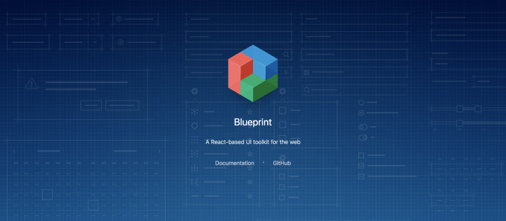 blueprint home page