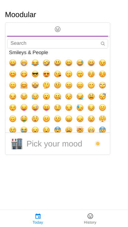 Emoji Picker Preview