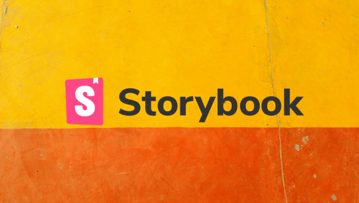 An image of the Storybook logo.
