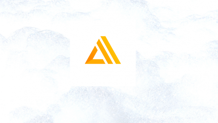 The AWS logo against a white background.