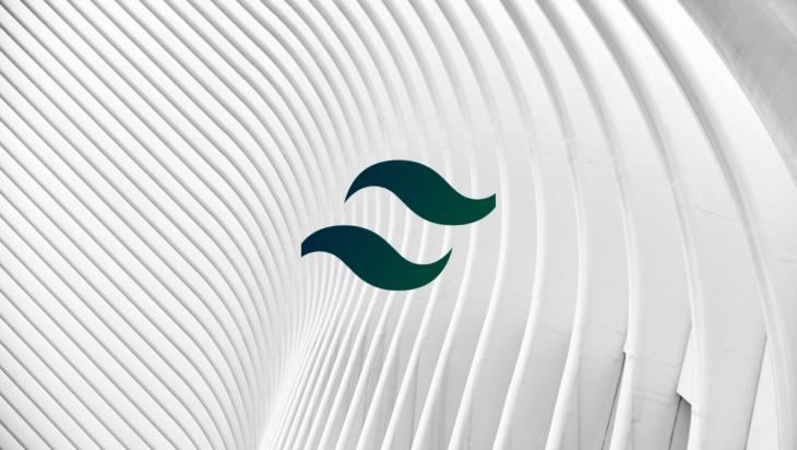 The Tailwind CSS logo.