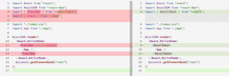 Refactoring A Redux App To Use Recoil Logrocket Blog