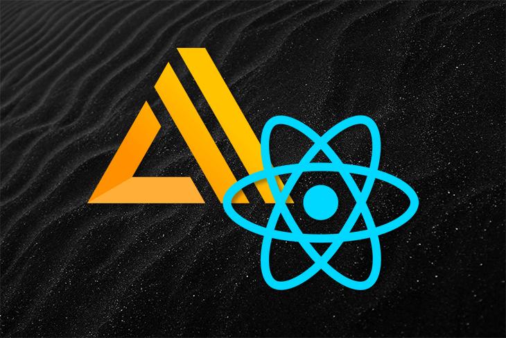 AWS and React Native Logos