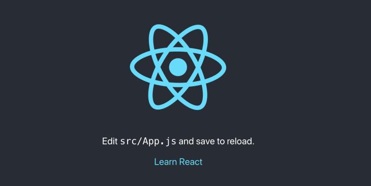 React App Starting on localhost