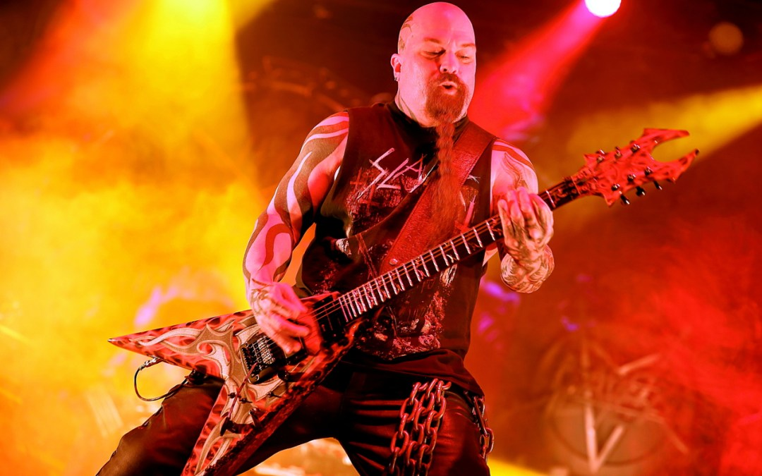 "Slayer in Freiburg oder ""God Hates Us All"""