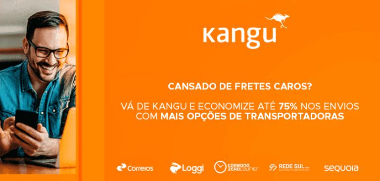 Kangu plataforma de envios e fretes
