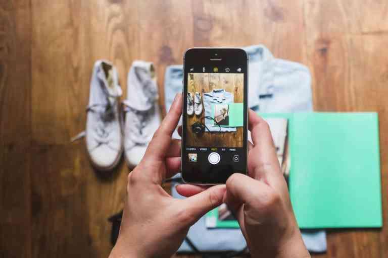 Como editar fotos para ecommerce e encantar seus clientes