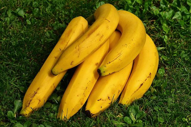 Banana - quais frutas não devem faltar na sua cozinha