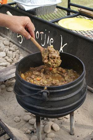 cucina sudafricana