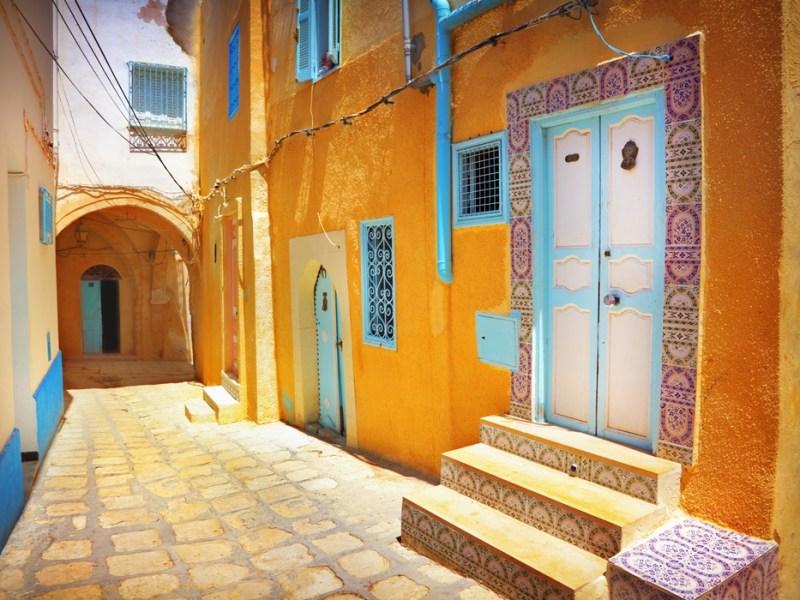 tunisia street food