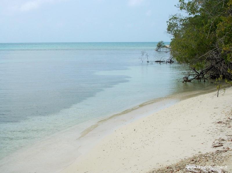 islas san bernardo - spiagge colombia