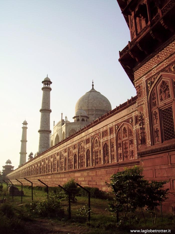 viaggio india taj mahal