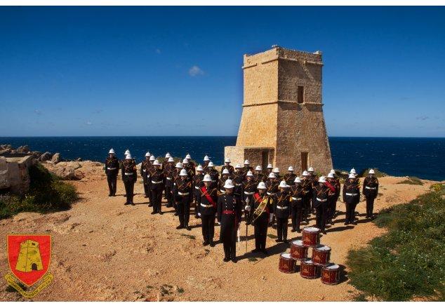 malta military band eventi ottobre