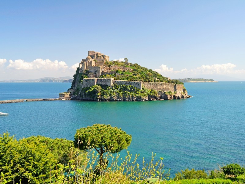 weekend ischia
