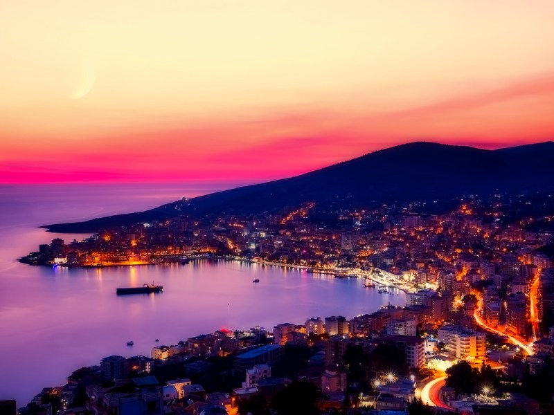 albania spiaggia