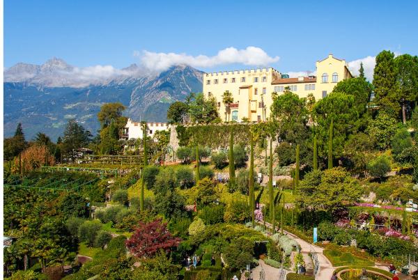 Giardini di Castel Trauttmansdorff, Merano