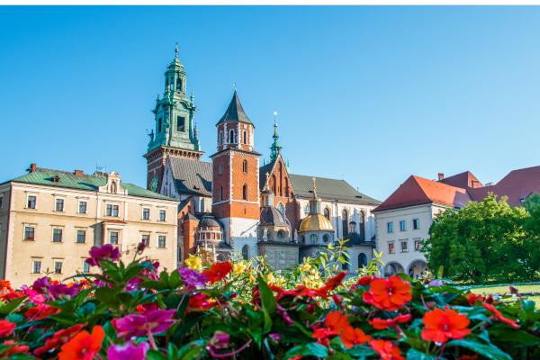 palazzo Wawel, Cracovia