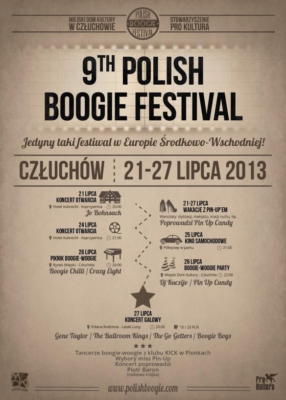 polish boogie festival 2013