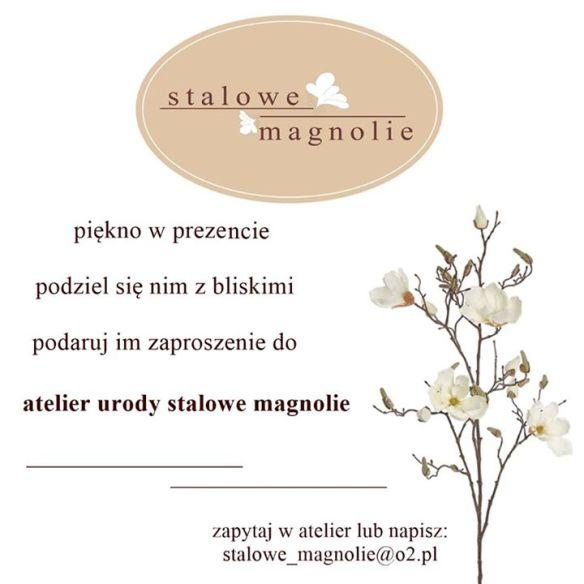 Atelier Urody Stalowe Magnolie