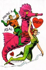 DC Comics Valentines