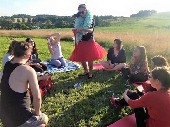 burlesque summer camp