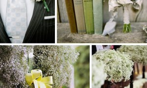 wedding wednesday :: baby's breath