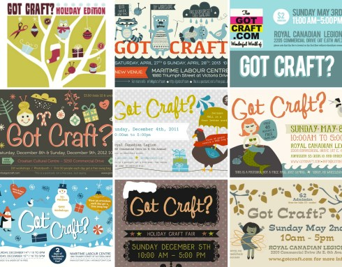 Got-Craft-Postcards
