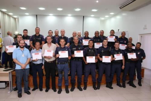 04.11.2019 Formatura dos Agentes Guardas Municipais