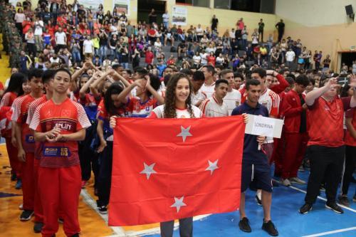 23.09.2019 Abertura dos 32º Jogos da Juventude do Paraná