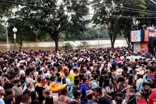 26.02.2020 - Carnaval em Londrina 2020
