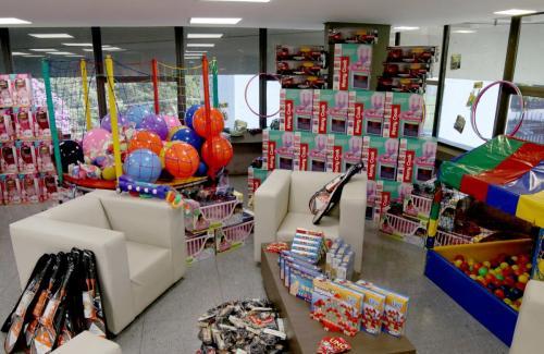 15.06.2020 - Novos brinquedos para creches e escolas - Fotos: Emerson Dias