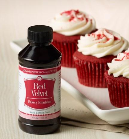 Red Velvet-emulsion-&-cupcakes