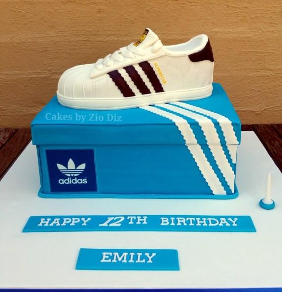 Adidas Cake