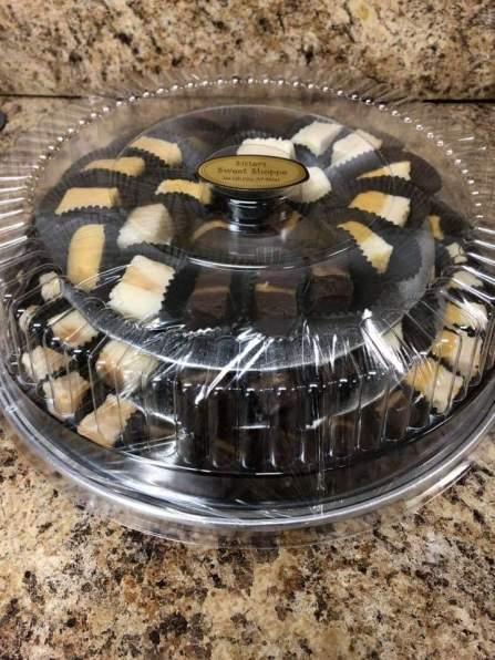 Celebration Fudge Platter